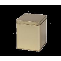 Metalinė dėžutė 2420 - aukso