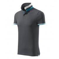 Polo marškinėliai Collar up 215 g/m2
