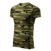 Marškinėliai Camouflage 160 g/m2
