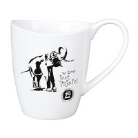 Porcelianinis puodelis 03700