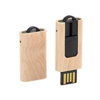 Medinė USB atmintinė PDslim-41